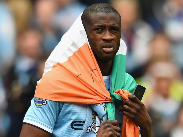 After a successful spell with Manchester City, Toure makes the short-list of ballon d'r candidates